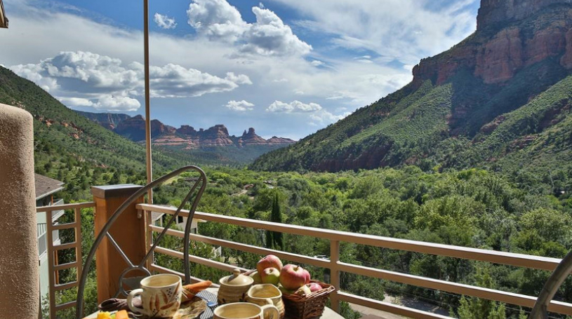 A Sedona Vacation Villa