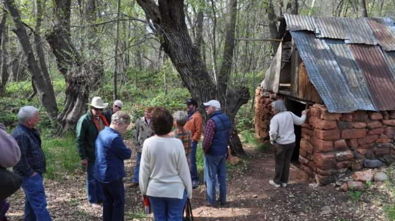 Historical Oak Creek Canyon Round-Up