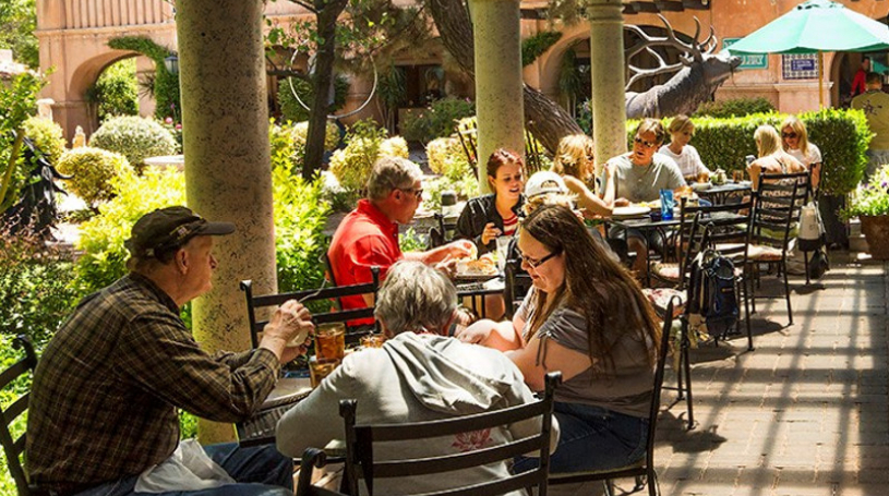 Secret Garden Cafe at Tlaquepaque