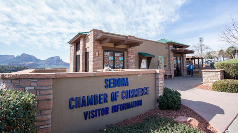 Sedona Chamber of Commerce Visitor Center
