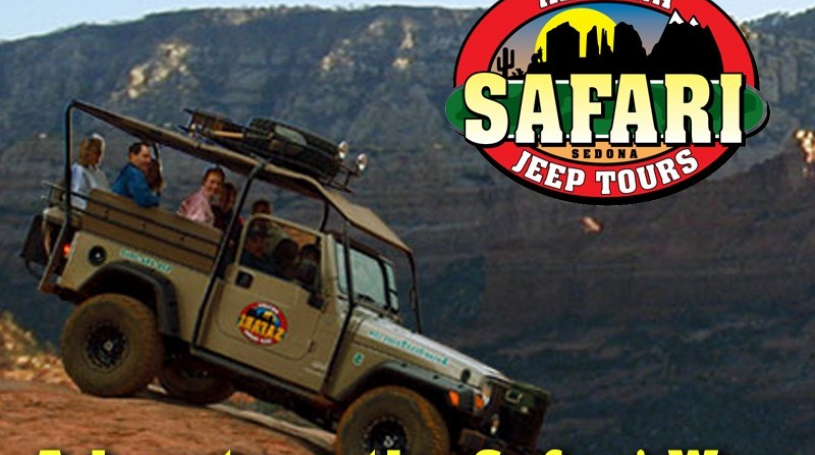 Arizona Safari Jeep Tours - Visit Sedona