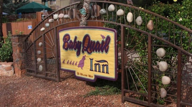 Baby Quail Inn Visit Sedona