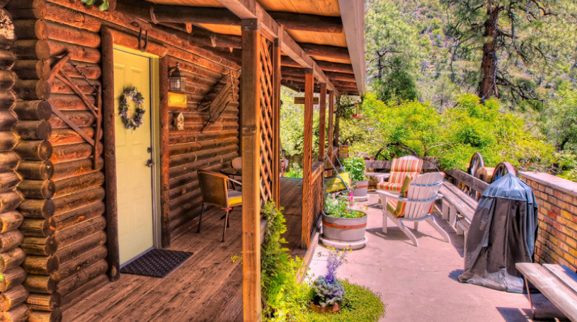The Canyon Wren Cabins