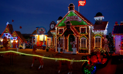 Los Abrigados Christmas Lights 2020 Annual Events | Visit Sedona