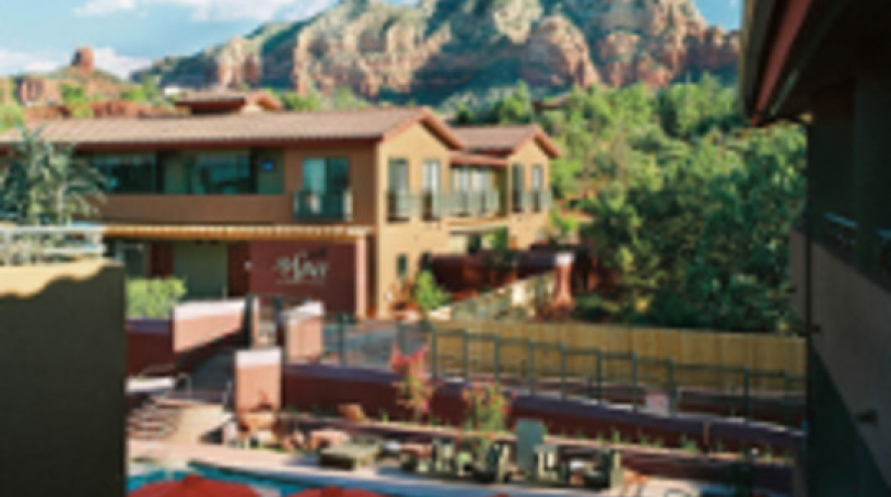 The Spa at Sedona Rouge