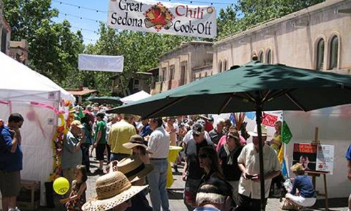 The Great Sedona Chili Cook Off