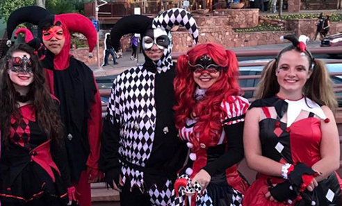 Sedona's Safe & Fun Trick or Treat Uptown