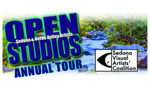 The Sedona Visual Artists' Coalition Open Studios