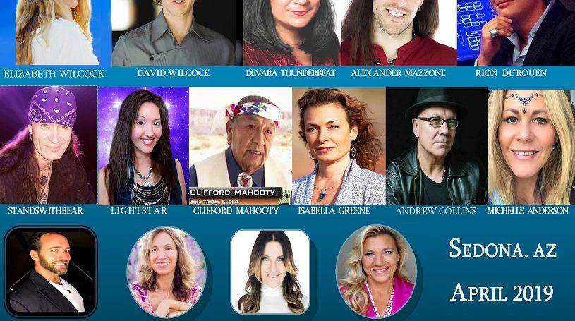 Cosmic Awakening Conference - Visit Sedona Events Calendar