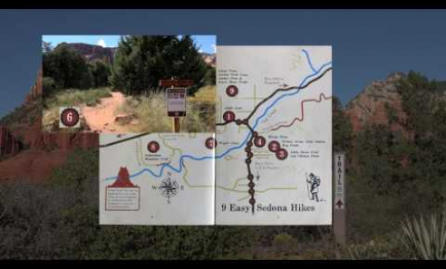 Nine Easy Hikes Sedona AZ