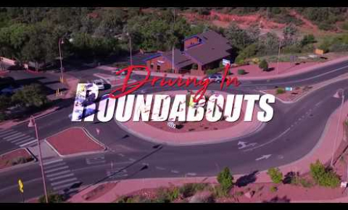 Driving Roundabouts in Sedona
